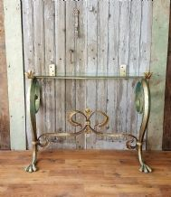 French console table - SOLD